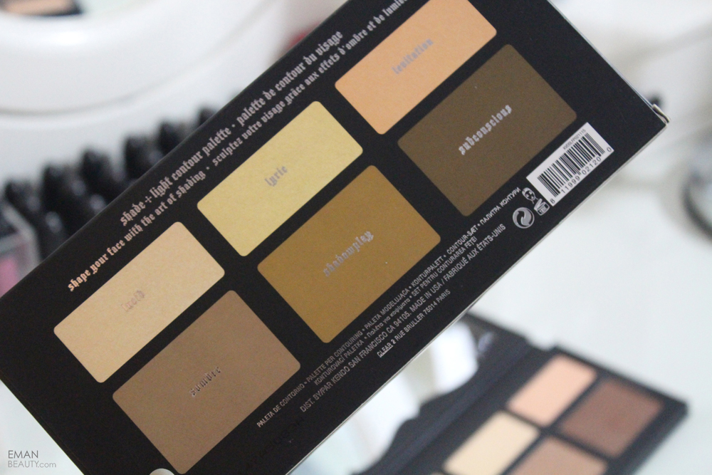 Kat Von D Shade And Light Palette