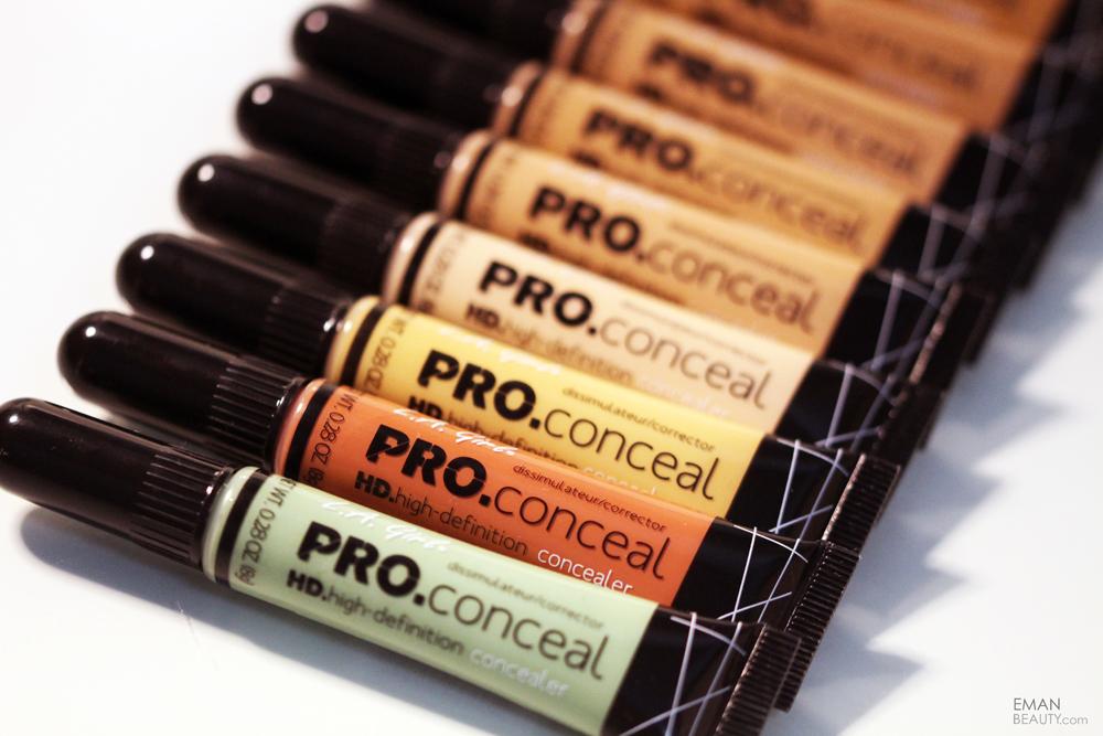 ผลการค้นหารูปภาพสำหรับ L.A. Girl Pro Conceal High Definition Concealer 8g.